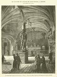 Le Calvaire dans l'eglise de Saint-Nicolas, a Troyes
