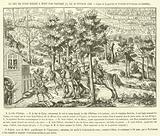 Le duc de Guise blesse a mort