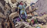 Roland at Ronceveaux, 778