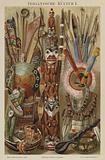 Native American cultural artefacts