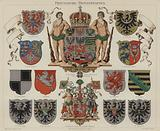 Prussian provincial coats of arms
