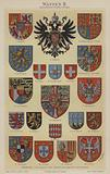 Coats of arms of European countries