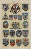 Coats of arms of countries of the Americas