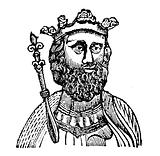 King Edward II, surnamed Caernarvon