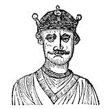King William II, surnamed Rufus