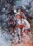 The Knight And The Lorelei
