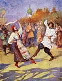 Russian Peasant Dance