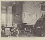 Strathearn College, a corner of the Drawing Room