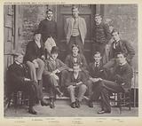 Hertford College Association, 1892-3