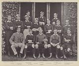 Magdalen Rugby XV, 1893