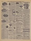 Page from Sears, Roebuck catalogue, 1906