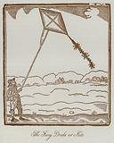 The Fiery Drake or Kite