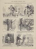 Page from The British Working Man or One Who Does Not Believe In Him