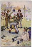Illustration for Tom Brown's School-Days