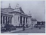 Le Peristyle Du Grand Palais
