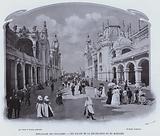 Esplanade Des Invalides, Les Palais De La Decoration Et Du Mobilier