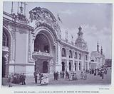 Esplanade Des Invalides, Le Palais De La Decoration, Du Mobilier Et Des Industries Diverses