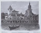 Les Pavillons De La Bosnie-Herzegovine Et De La Hongrie