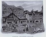 Le Village Suisse, Chalet D'Effretikon, Maisons De Berne