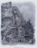 Le Village Suisse, La Cascade