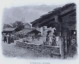 Le Village Suisse, Les Etables