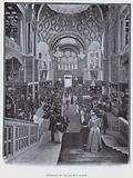 Interieur Du Palais De L'Italie