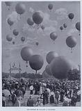 Les Courses De Ballons A Vincennes