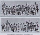 L'Exposition Retrospective Des Armees Allemandes, Les Uniformes De 1680A 1807