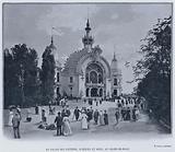 Le Palais Des Lettres, Sciences Et Arts, Au Champ-De-Mars