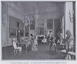 Le Pavillon Imperial Allemand, Le Salon D'Argent Et La Collection De Frederic Le Grand