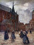 The Market-place, Breda