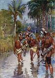 A march through the swamps