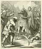 King Richard II and the Peasants' Revolt.