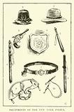 Equipments of the New York Police