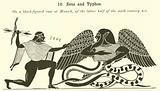 Zeus and Typhos