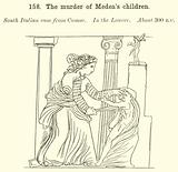 The murder of Medea's children