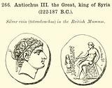 Antiochus III the Great, king of Syria, 222-187 BC