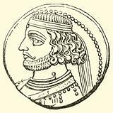 Orodes I, king of Parthia, about 55 BC–37