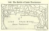 The Battle of Lake Trasimenus