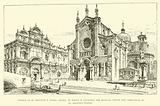 Church of SS Giovanni E Paolo, Venice, to which is attached the hospital where the companions of St Ignatius stayed