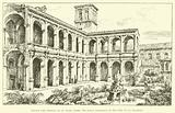Palace and Basilica of St Mark, Rome, the Papal Residence in the time of St Ignatius