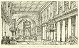 Basilica of St Mary Major's, Rome, time of St Ignatius
