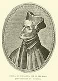 Nicolas de Bobadilla, one of the first companions of St Ignatius