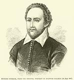 Richard Burbage, from the original portrait in Dulwich College