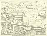 Cripplegate and neighbourhood, from Aggas's map