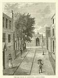 The Old House of Detention, Clerkenwell