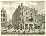 An Old Coachmaker's Shop in Long Acre