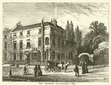 """The """"Monster Tea-Gardens,"""" 1820"""