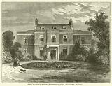 Earl's Court House, formerly John Hunter's House