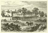 Caen Wood, Lord Mansfield's House, in 1785